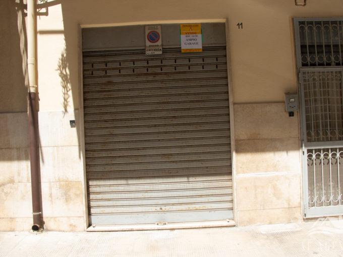 Rif. 14/2020 Ampio garage Giovinazzo